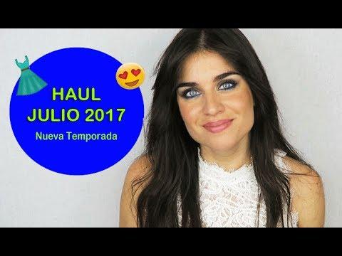 stradivariusH amp;mRopa Nueva Ojosdegata Haul Ojosdegata Colección JulioZaraBershka Makeup makeup By hdstQrC