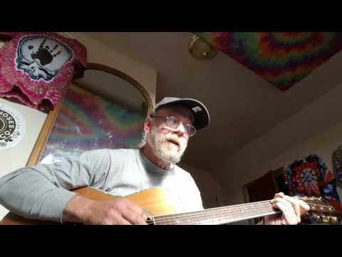 Sampson and Delilah  (acoustic) Grateful Dead cover by Wes Carlson