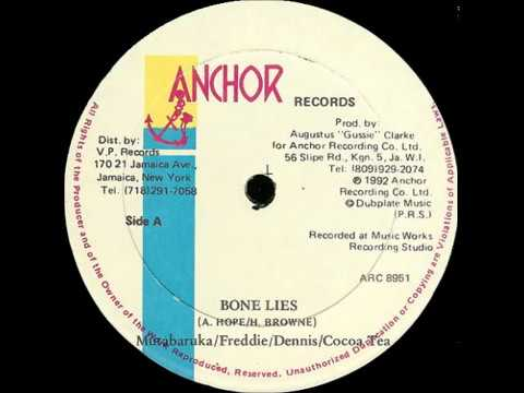 Mutabaruka - Bone Lies [Anchor Records 1992]