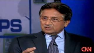 Pervez Musharraf on Fareed Zakaria GPS - May 16, 2009