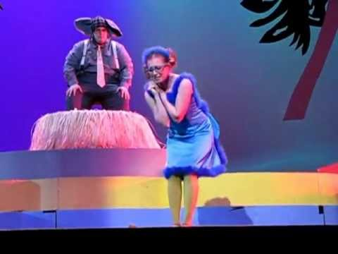 SEUSSICAL:  Gertrude and Horton's Song