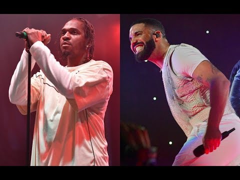 Pusha T Disses and Accuses Drake of Paying Goons to Run up on him at his Toronto Show!
