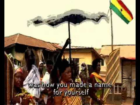 Yaa Asantewaa and the Golden Stool.Prt 2 (new 30min documentary)