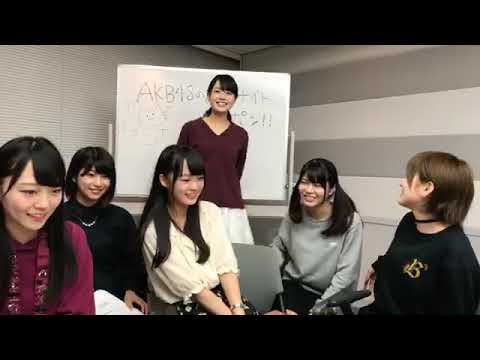 170920 Showroom - AKB48 no All Night Nippon STU48 Pre Show