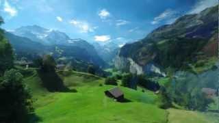 Interlaken, Lauterbrunnen, Jungfraujoch - Swiss Alps