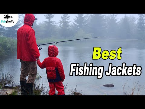 Best Fishing Jackets In 2020 – Guide From Fishing Experts!