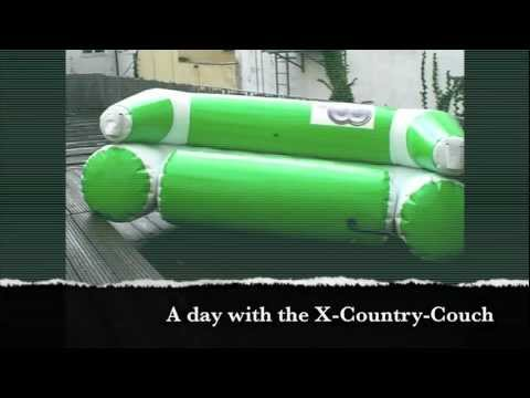 The X-Country-Couch In Action 1