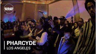Pharcyde at Boiler Room Rap Life LA