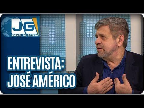 Maria Lydia entrevista José Américo, dep. Est. do PT/SP, sobre as eleições