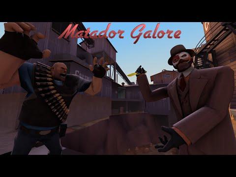 TF2 - Spy - Matador Galore - Matador Montage