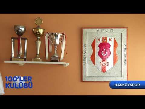 100LER Kulübü Hasköyspor