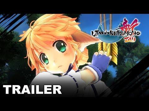 Utawarerumono Zan Action Game's Trailer Previews 4 Characters