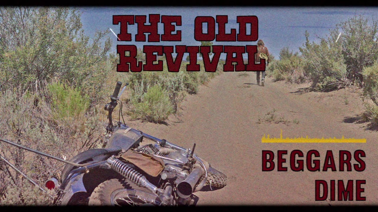 """Brandon Prinzing & The old revival """"Beggars Dime"""" Premier"""