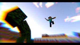 Intro per l'utente Realdj (Minecraft style) - Animazione fatta con Blender