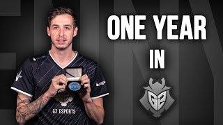 CS:GO - kennyS - One year in G2 Esports