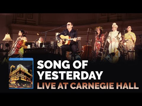 "Joe Bonamassa - ""Song of Yesterday"" - Live at Carnegie Hall: An Acoustic Evening"