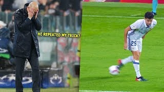 When Sons Plays Better Fathers ● Zidane, Ronaldo Jr, Weah