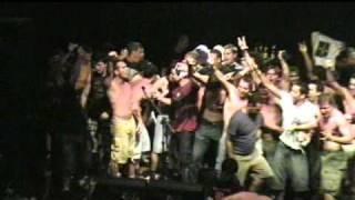 Pennywise - Bro Hymn ao vivo no Circo Voador - Rio de Janeiro 04/12/2010