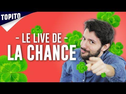 LE LIVE DE LA CHANCE