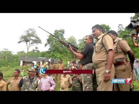 Wildlife activist Jalal on Maharaj elephant's death | News7 Tamil