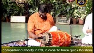 Indian Classical Instrumental Music at TTD