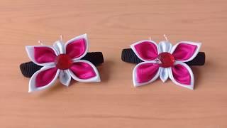 Video ini menjelaskan tentang cara membuat ikat rambut kanzashi kupu-kupu. seperti yang kita ketahui, merupakan salah satu aksesoris sudah t...