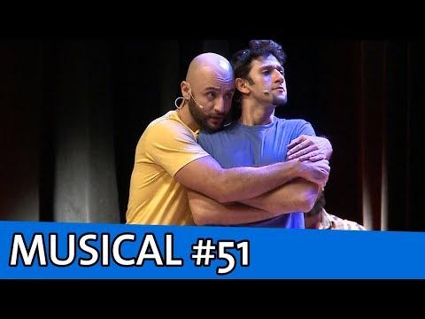 DOIS IRMÃOS DE GIZ - MUSICAL #51