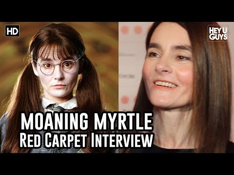 Shirley Henderson Interview - British Independent Film Awards 2013