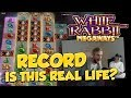 RECORD WIN!?? White Rabbit Big win - Casino - Online slots ...