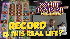 RECORD WIN!?? White Rabbit Big win - Casino - Online slots - Jackpot