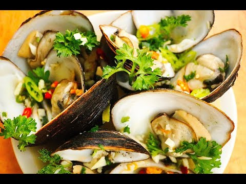 Cooking with Giant Clams | Easy Recipe |
