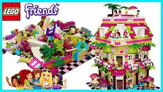 Lego Creative Modular with Lego Friends - Reverse by Misty Brick.