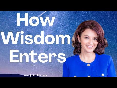 How Wisdom Comes part 1