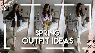 BEST JEANS / TROUSERS FOR SPRING 2019 (ZARA + H&M) | Transitional Outfit Ideas