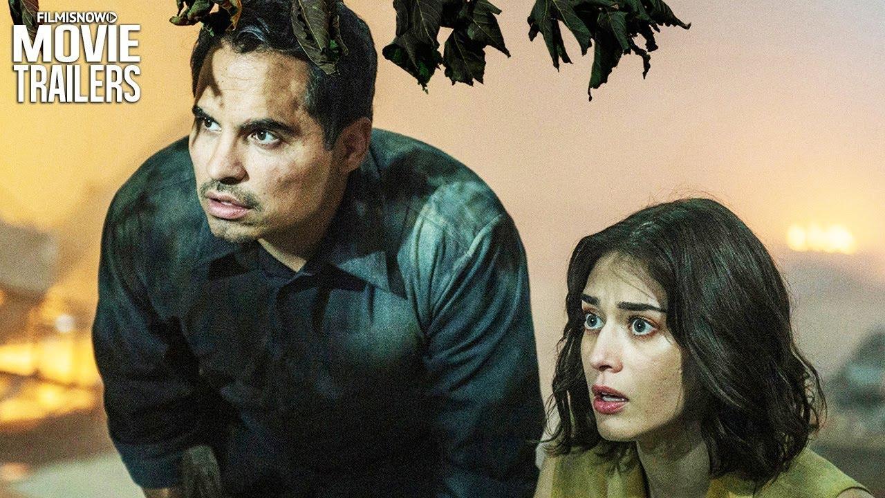 Extinction Trailer New 2018 Michael Pena Netflix Sci Fi Movie
