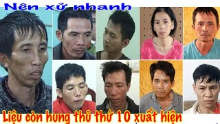 Bắt được nghi phạm thứ 9 Vụ Nữ sinh giao gà Điện Biên