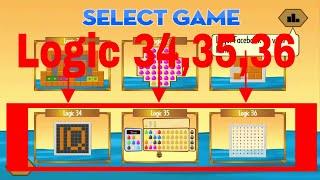 River Crossing IQ Logic 34,35,36