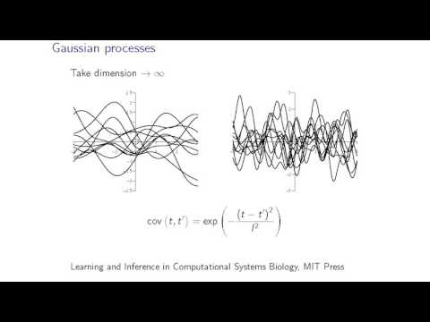 Magnus Rattray - Probabilistic modelling of omic time course data
