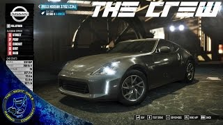 The Crew: Test Drive | Nissan 370 Z (Closed Beta)
