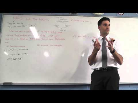 Ex 4.08 - PAYG and Tax Returns Theory and Example (FM3)