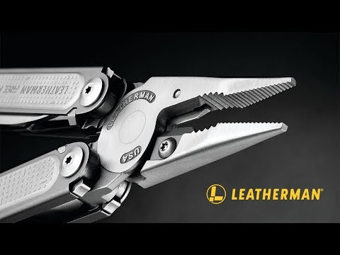 Introducing Leatherman Free
