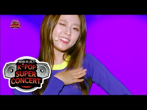 [HOT] AOA - Heart Attack, 에이오에이- 심쿵해, DMC Festival 2015