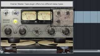 Mixing Rap / Hip Hop Vocals | Delay Throws using Waves Kramer Master Tape Plugin