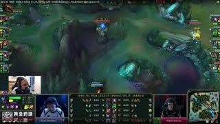 [PapaSmithy VOD Review] Bilibili Gaming vs. Royal Never Give Up 2019 LPL Spring Week 8 2019
