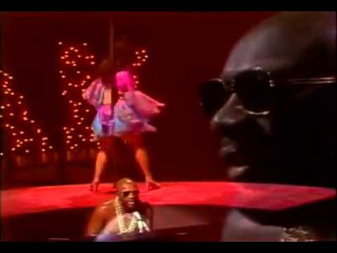 "Isaac Hayes - ""The Look Of Love"" (Live) (1973)"