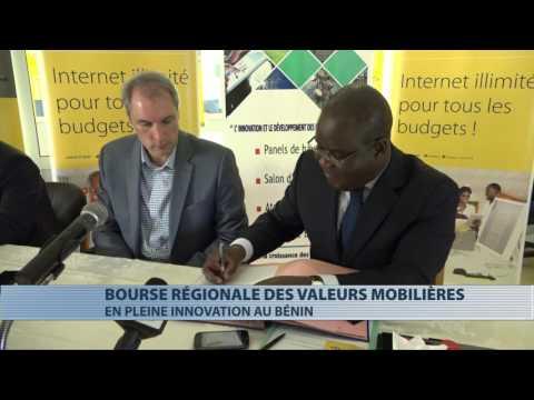 La Bourse régionale des valeurs mobilières signe des partenariats au Bénin