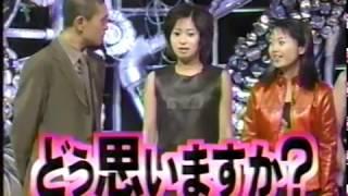 dream(松室麻衣、橘佳奈、長谷部優) HEY!HEY!HEY! トーク&「Heart on Wave」 2000年 長谷部優 動画 2