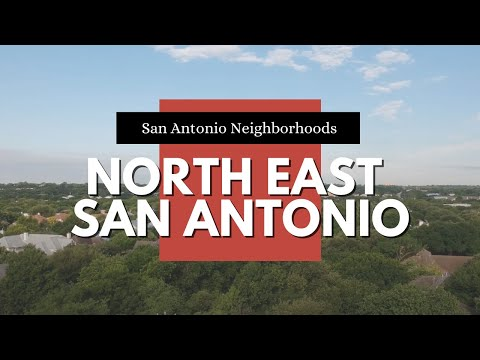 San Antonio TX Northeast Neighborhood Overview By Melissa Wiggans