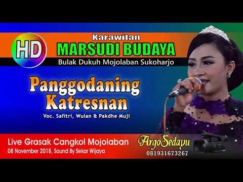 Lirik Lagu PANGGODANING KATRESNAN Sragenan Karawitan/Campursari - AnekaNews.net