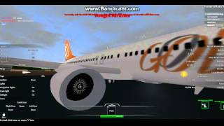 roblox gol airlines boeing 737-800 startup